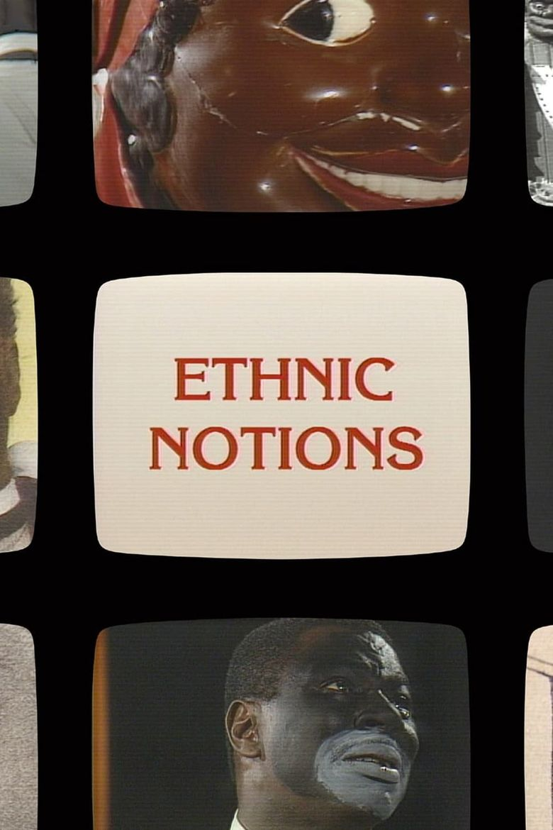Ethnic Notions Poster