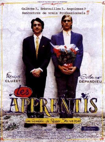Les apprentis Poster