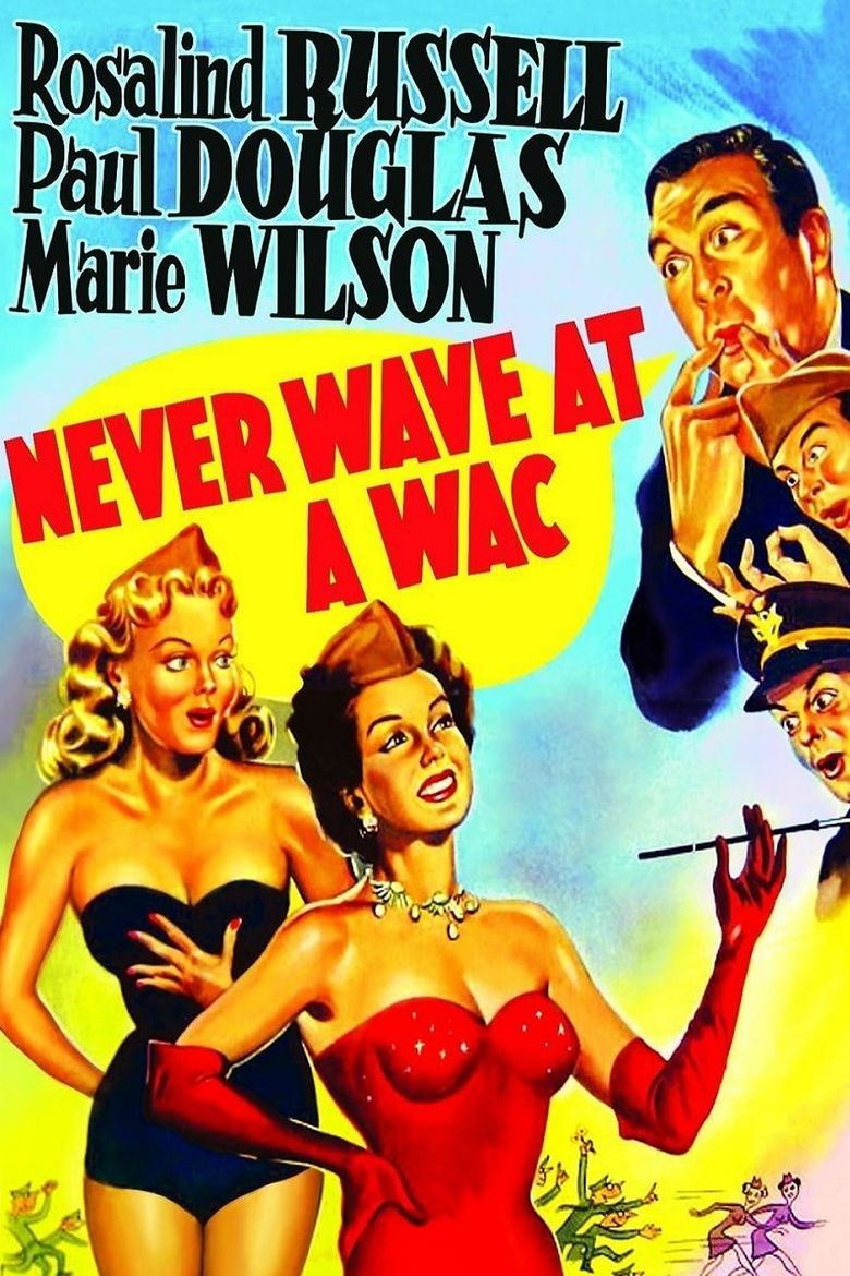 Watch Never Wave at a WAC