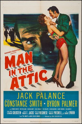 Man in the Attic Poster
