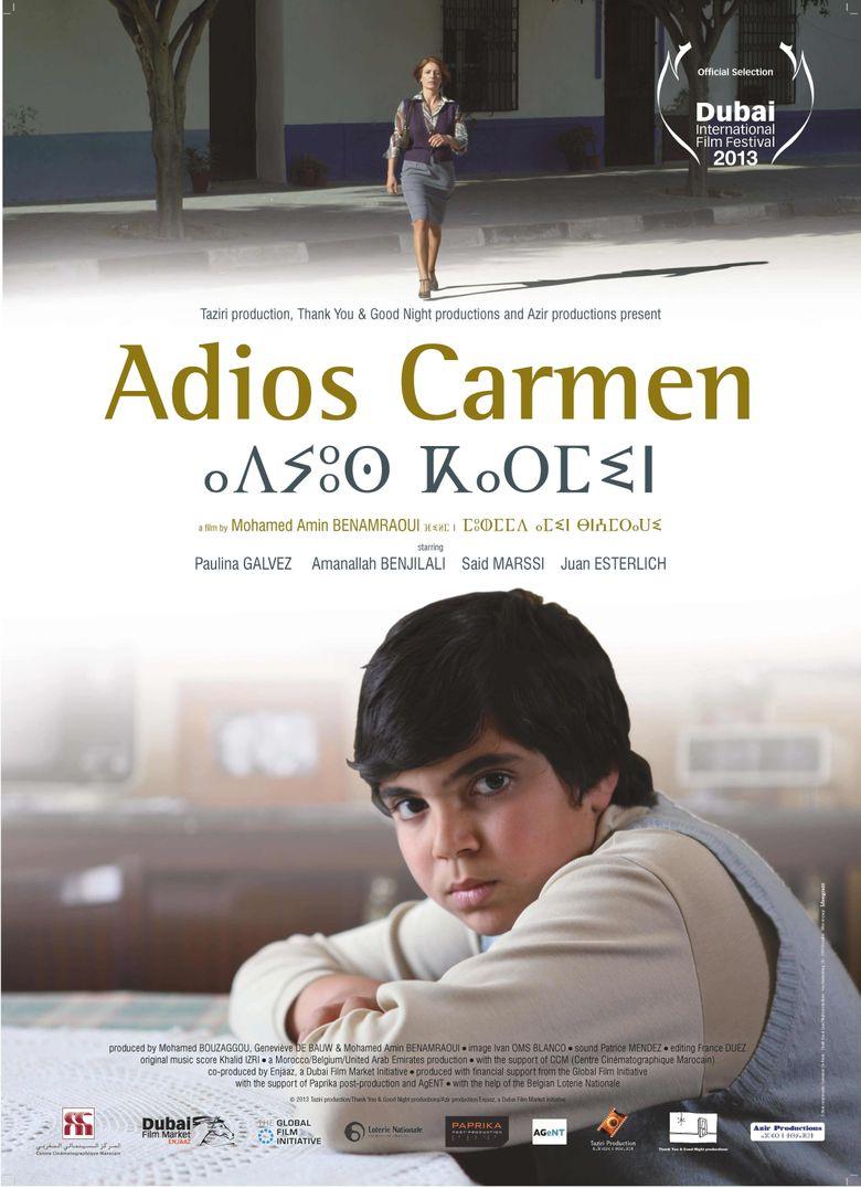 Goodbye Carmen Poster