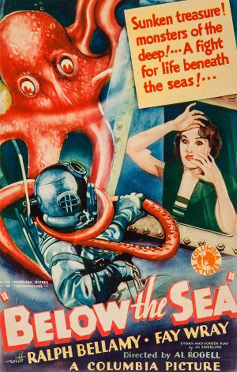 Below the Sea Poster