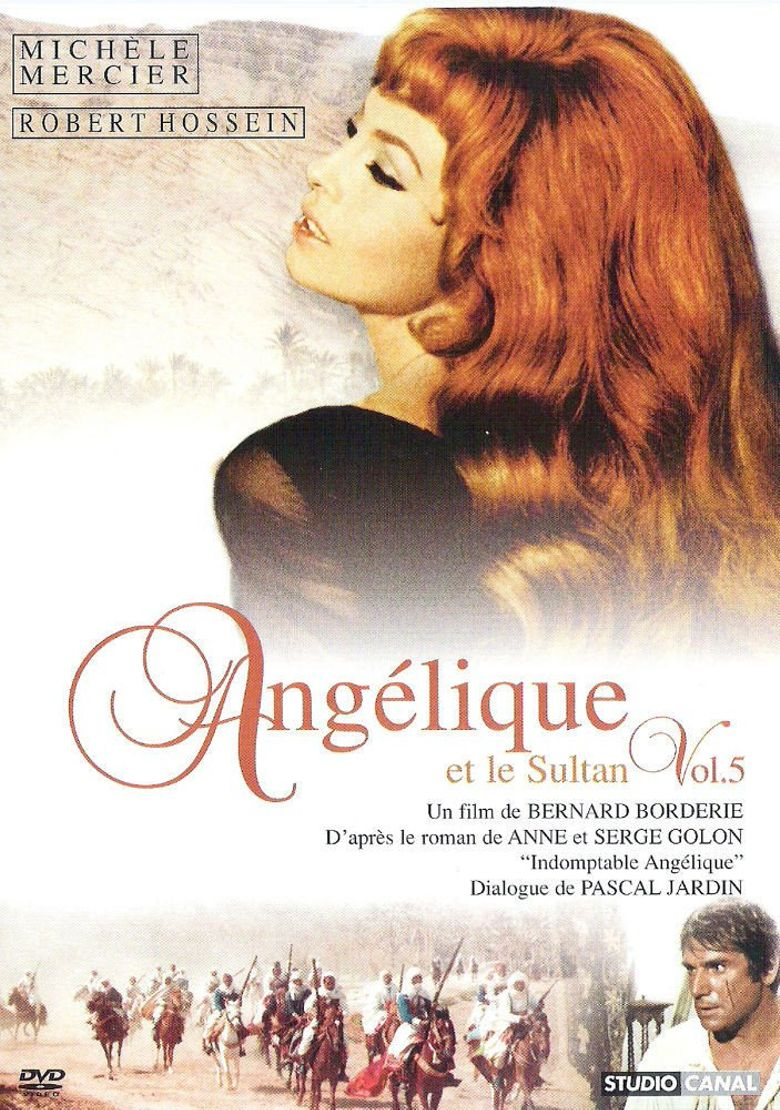 Angelique and the Sultan Poster