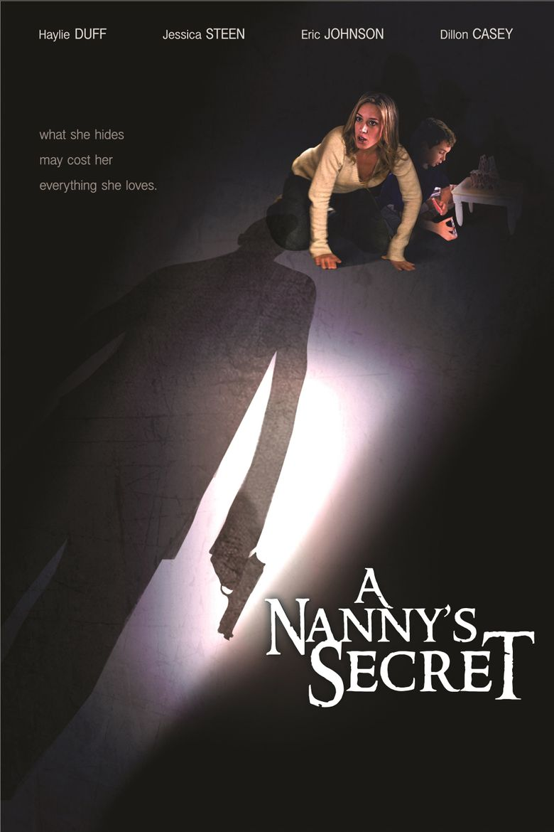 My Nanny's Secret Poster