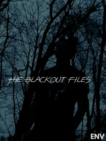 The Blackout Files Poster
