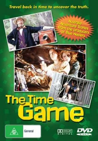 The Time Game Poster
