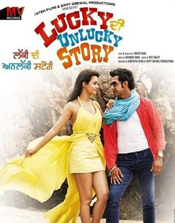 Lucky Di Unlucky Story Poster