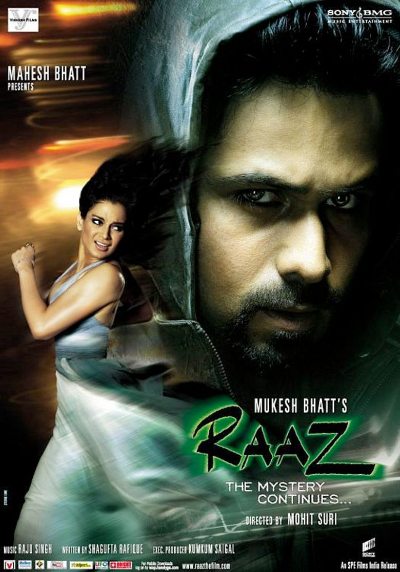 Raaz: The Mystery Continues... Poster