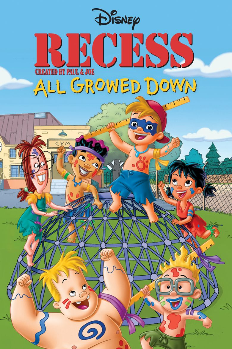 Recess: All Growed Down Poster