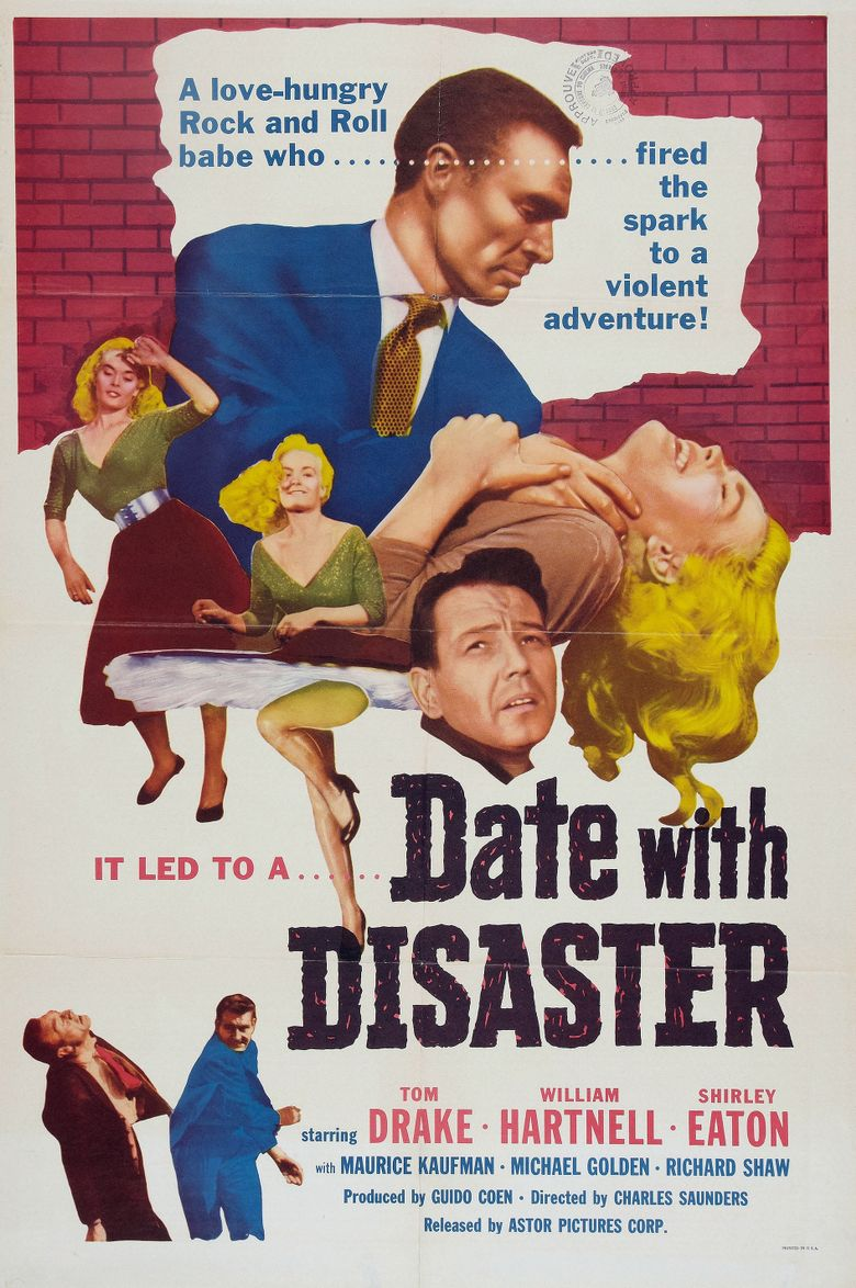 Date with Disaster Poster