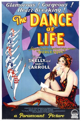The Dance of Life Poster