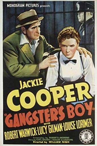 Gangster's Boy Poster