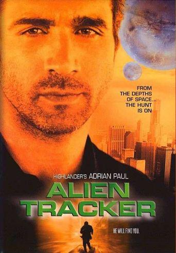 Alien Tracker Poster