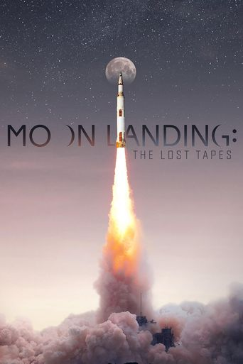 Moon Landing: The Lost Tapes Poster