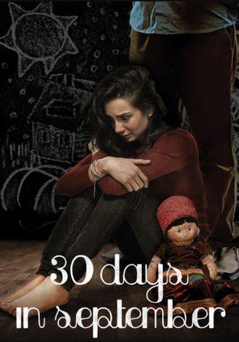 30 Days in September Poster