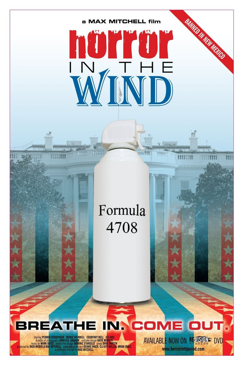 Horror in the Wind Poster