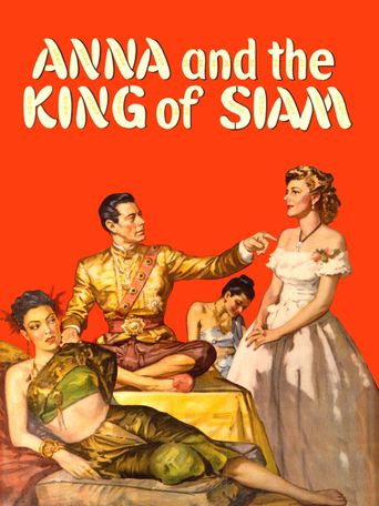 Anna and the King of Siam Poster