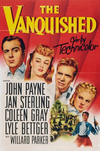 The Vanquished Poster