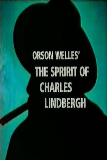 The Spirit of Charles Lindbergh Poster