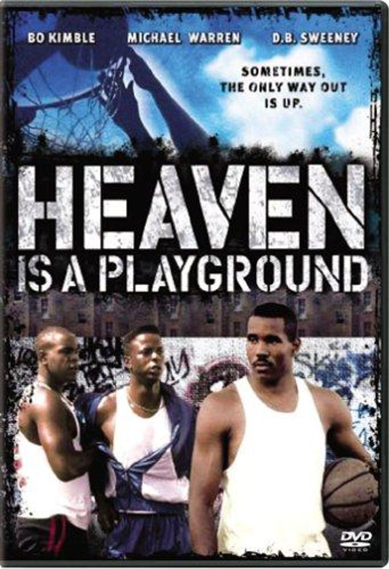 Heaven Is a Playground Poster