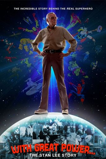 With Great Power: The Stan Lee Story Poster