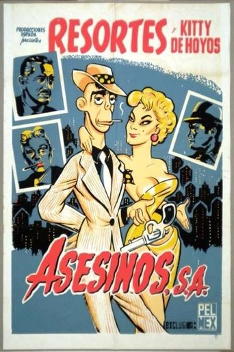Asesinos, S.A. Poster