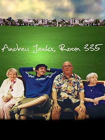 Andrew Jenks, Room 335 Poster