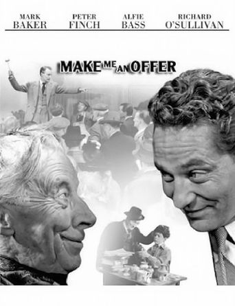 Make Me an Offer Poster
