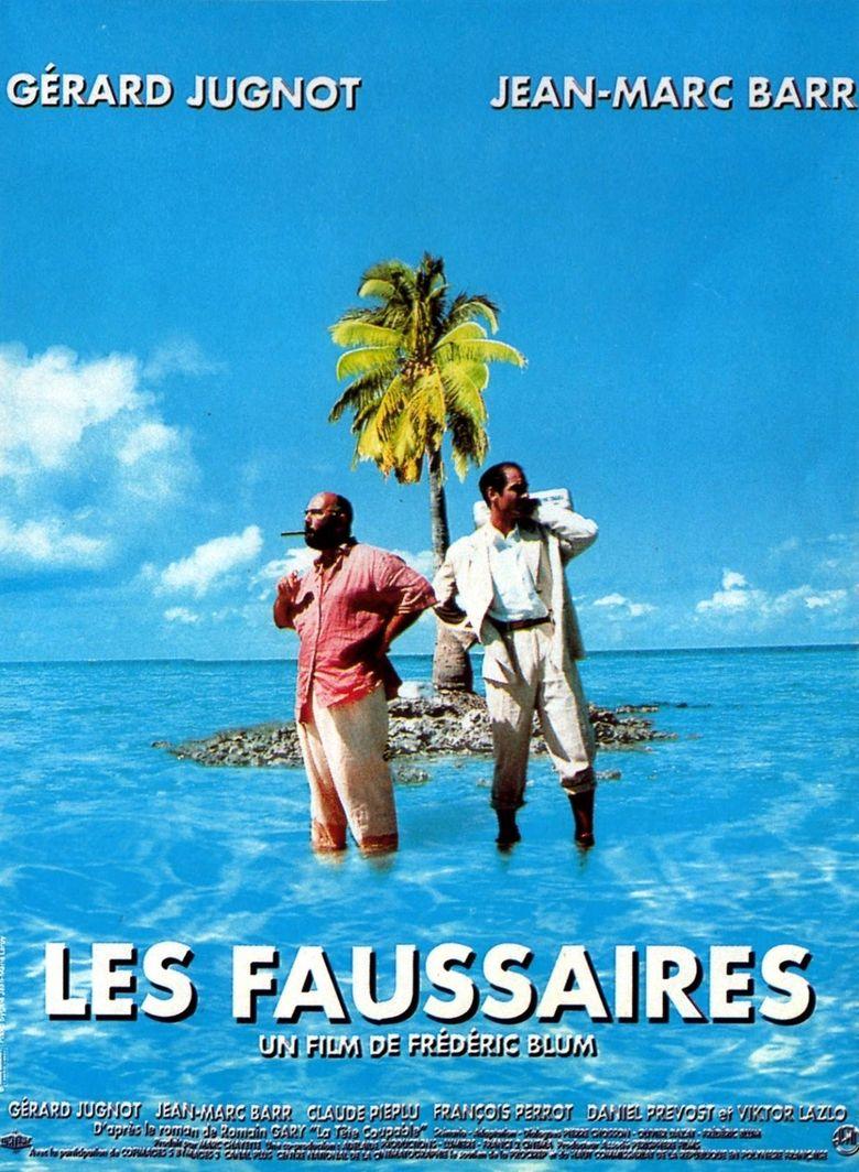 Les Faussaires Poster