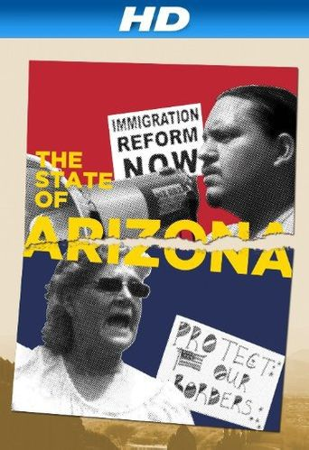 The States of Arizona Poster