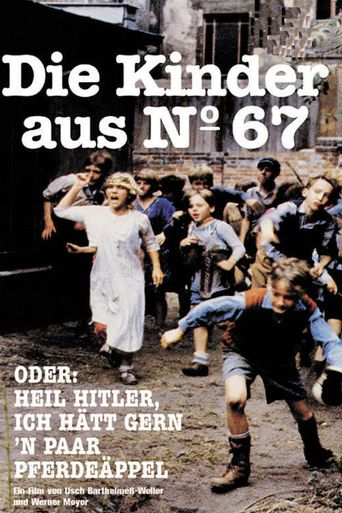 The Children from Number 67 Poster