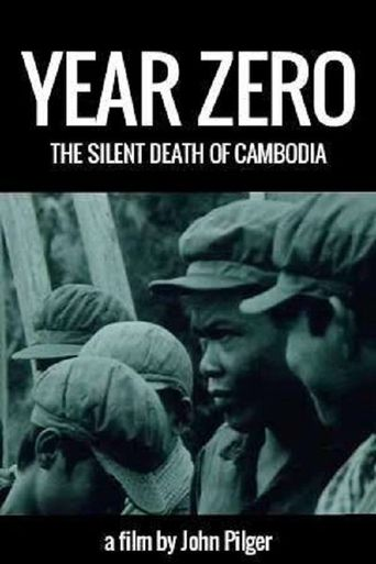 Year Zero: The Silent Death of Cambodia Poster