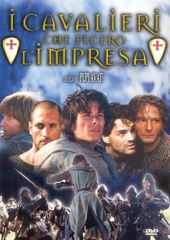 I cavalieri che fecero l'impresa Poster