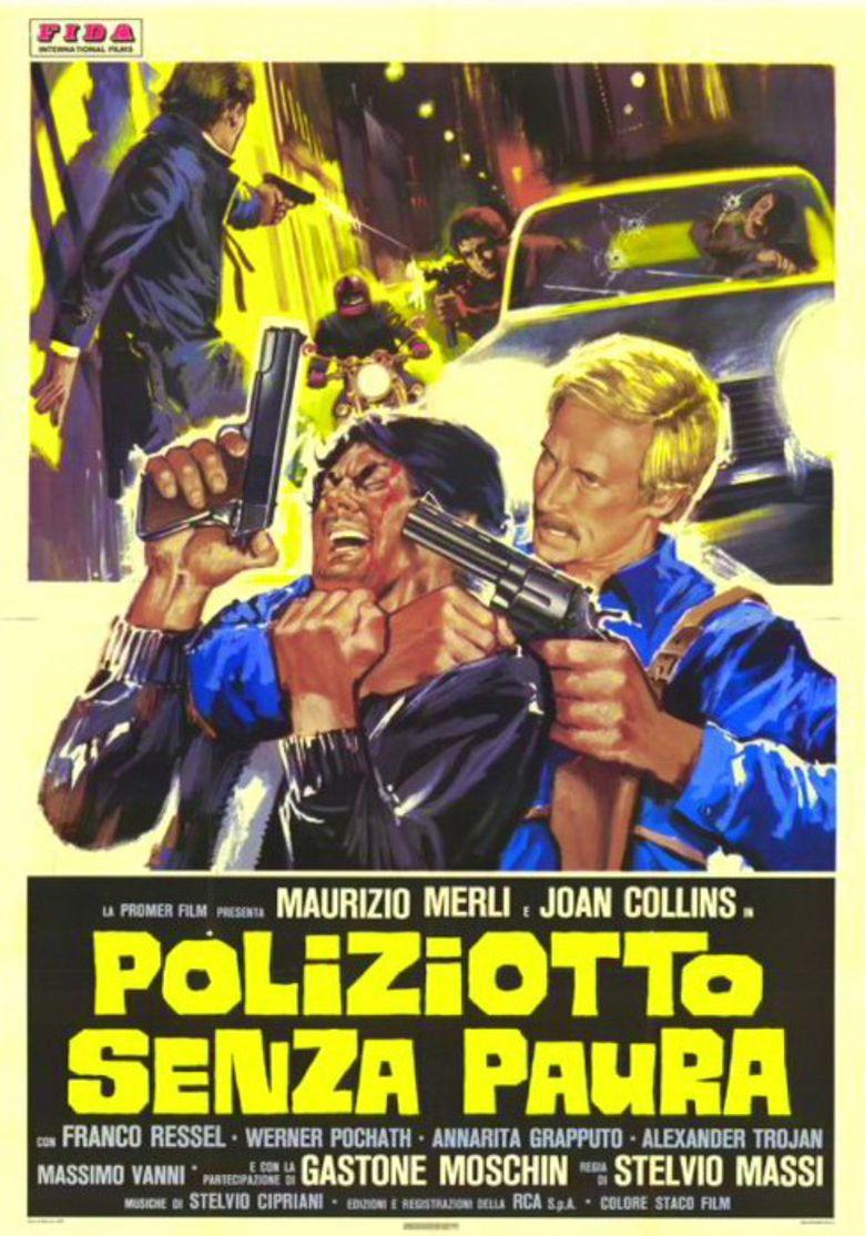 Magnum Cop Poster