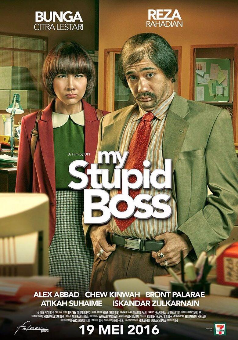 My Stupid Boss Poster