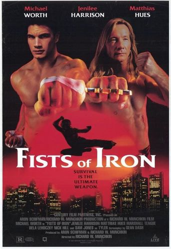Fists of Iron Poster