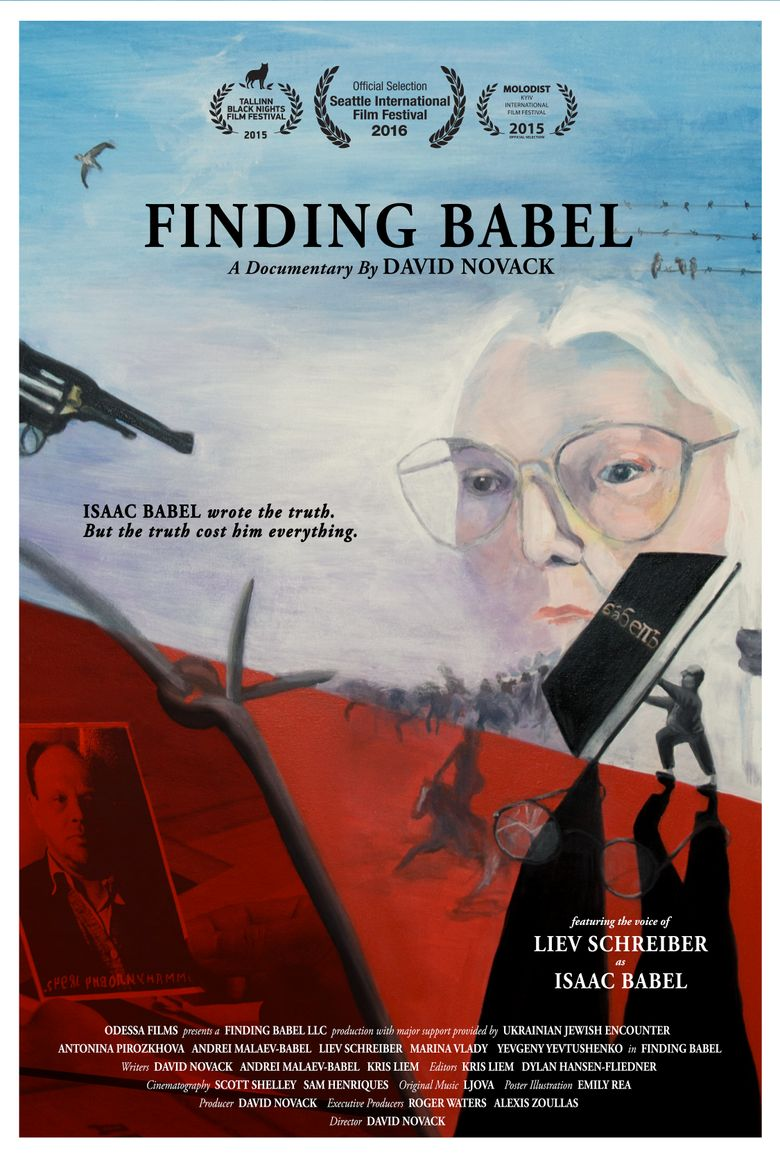 Finding Babel Poster