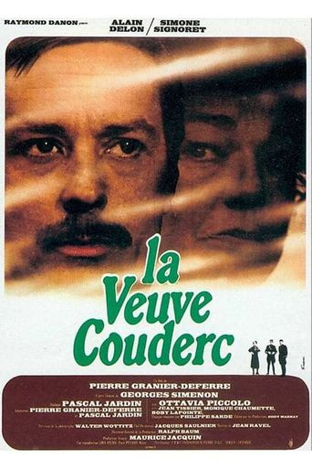 The Widow Couderc Poster