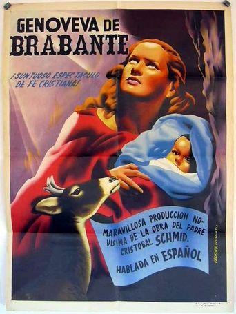 La leggenda di Genoveffa Poster