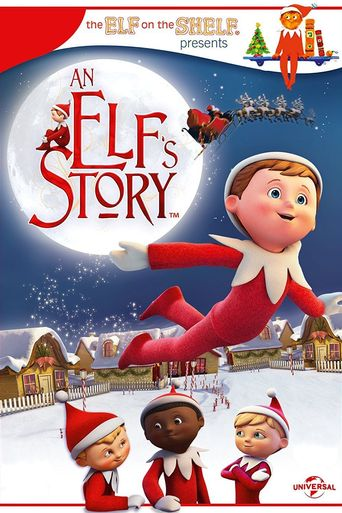 An Elf's Story Poster