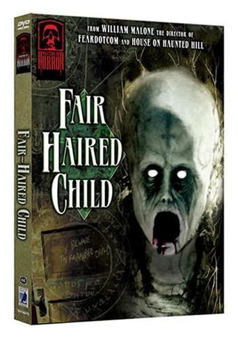 The Fair Haired Child Poster