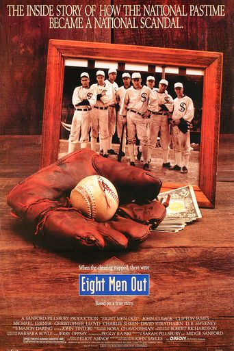 Eight Men Out Poster