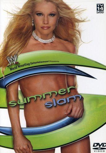 WWE SummerSlam 2003 Poster