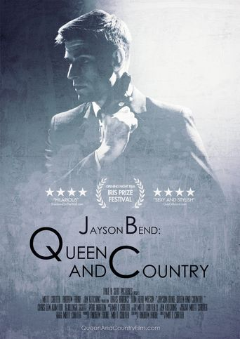 Jayson Bend: Queen and Country Poster