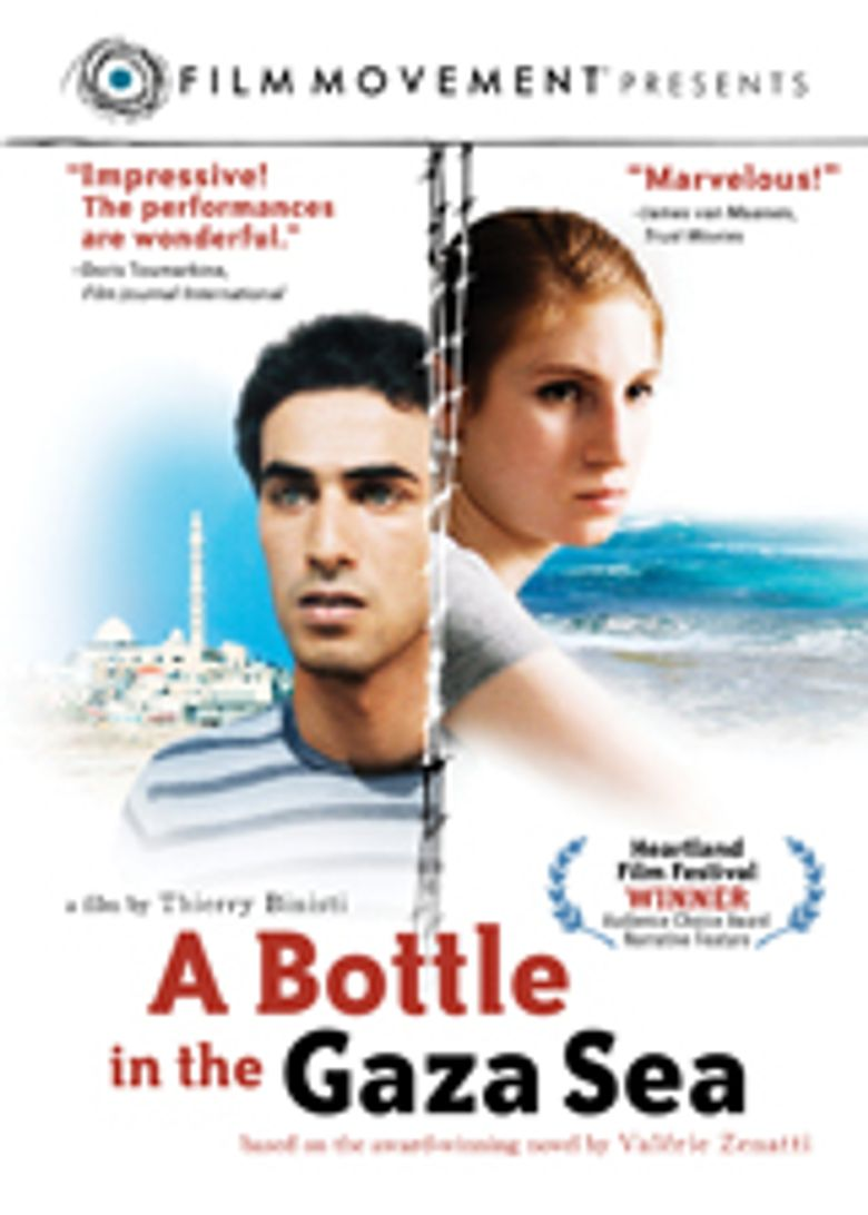 A Bottle in the Gaza Sea Poster