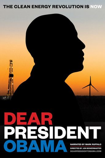 Dear President Obama Poster