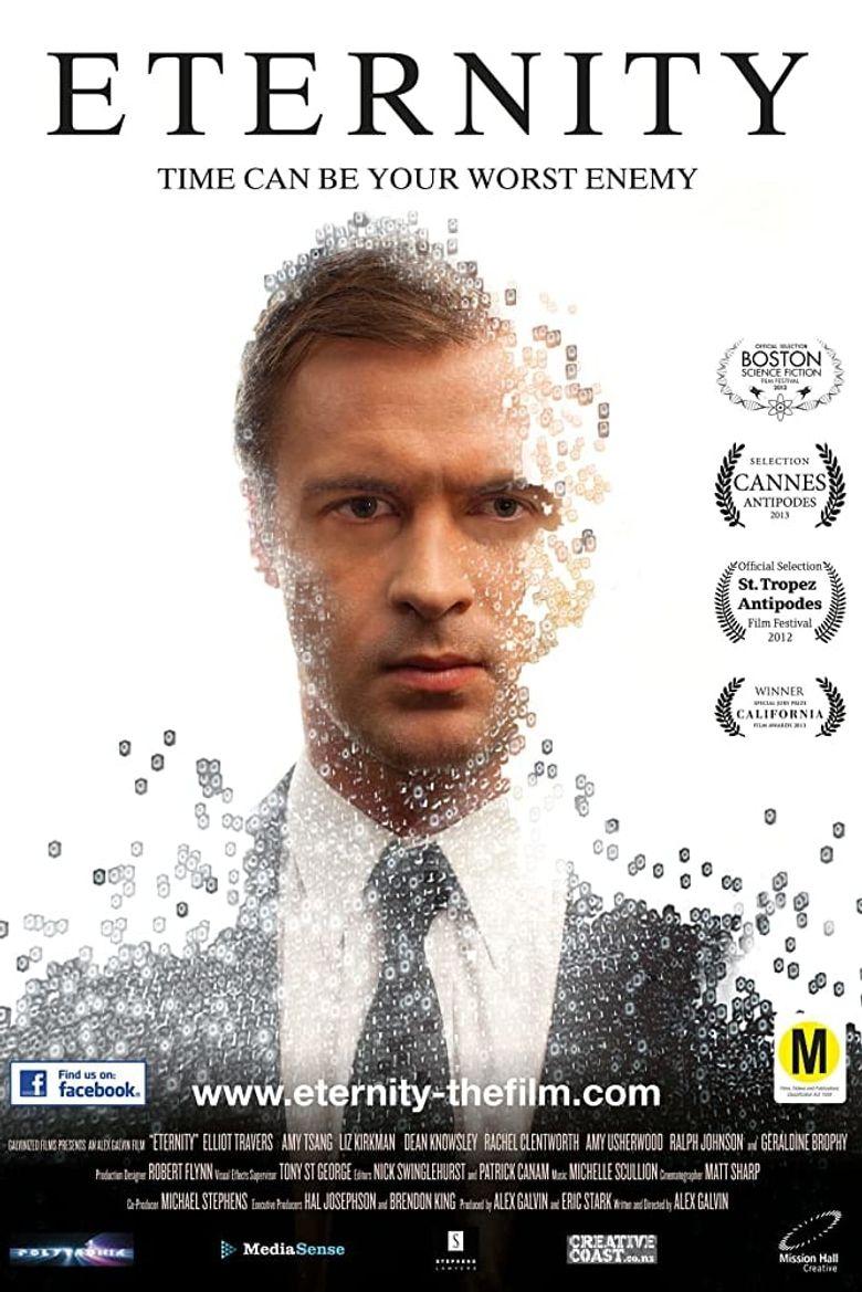 Time Matrix Poster