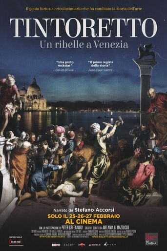 Tintoretto: A Rebel in Venice Poster