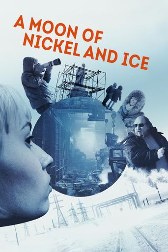A Moon of Nickel and Ice Poster