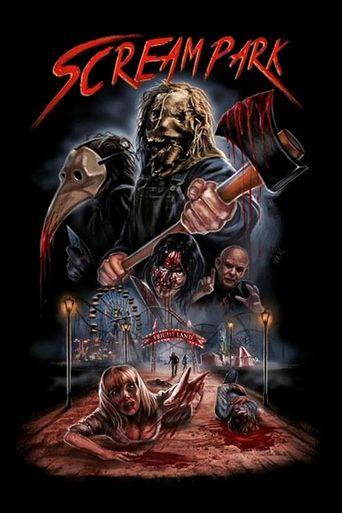 Scream Park Poster